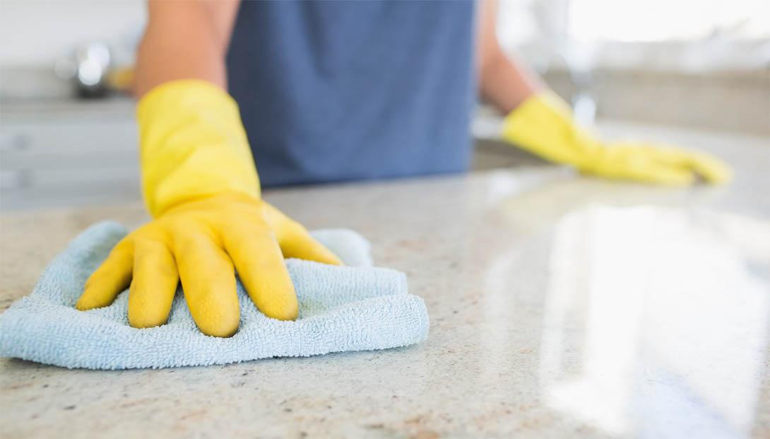Limpeza: como conservar mármores e granitos