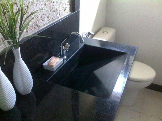 Carved Sink Bowl in Granite - PR Group