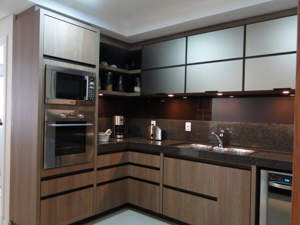 Projeto de cozinha em Café Imperial