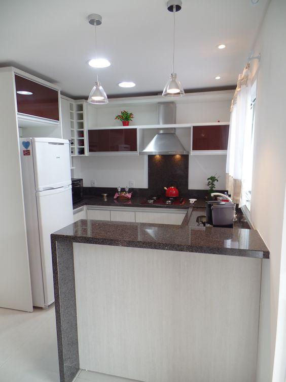 Projeto em cozinha com Café Imperial