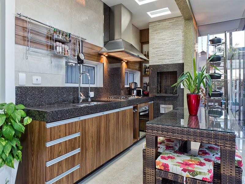 Cozinha Americana - Café Imperial