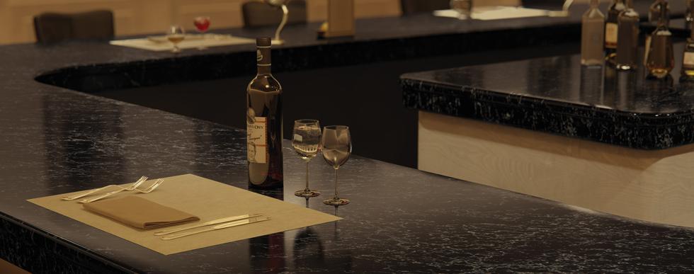 Vanilla Noir - Caesarstone Superficie de Quartzo