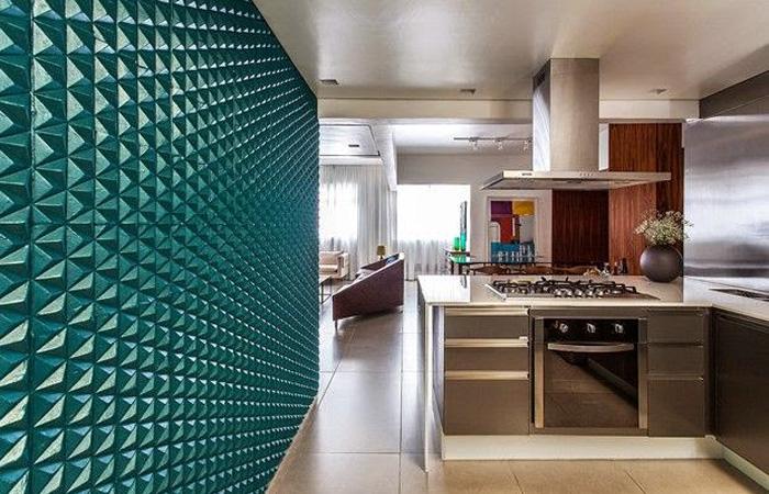 Parede - Design de Cozinha