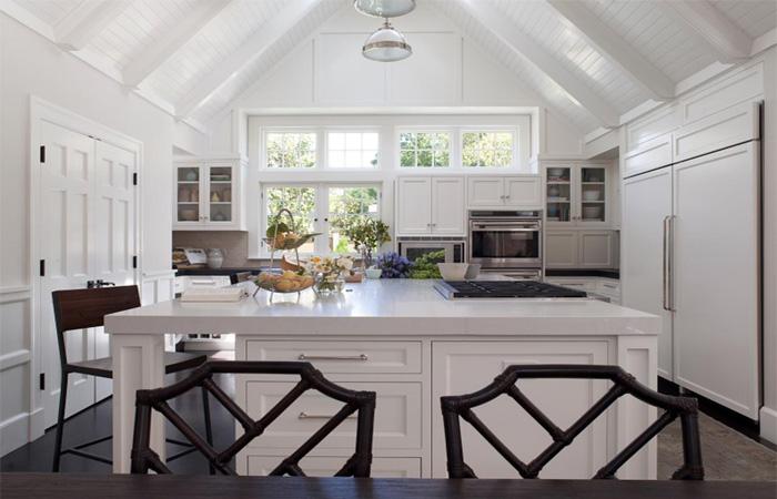 Teto - Design de cozinha