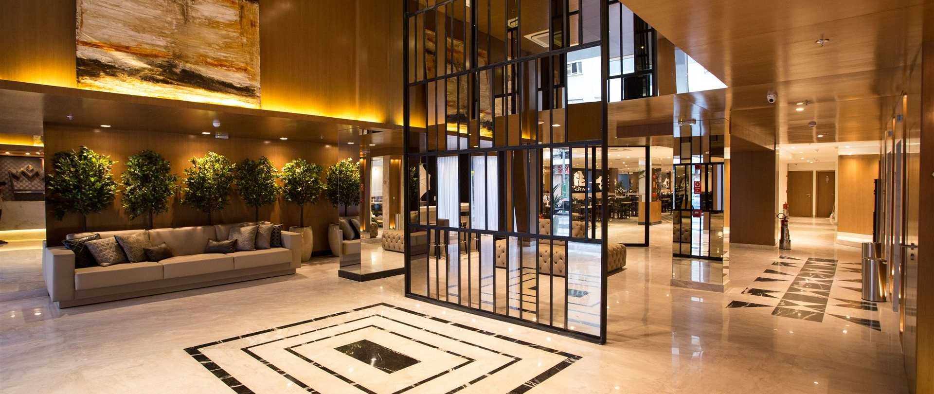 Mármore Branco - Hotel Royal Regency
