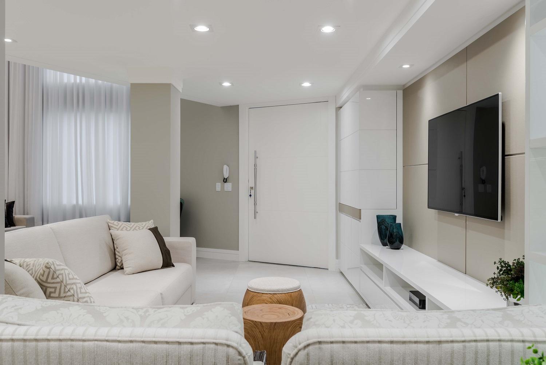 Sala de estar - Rústico Contemporâneo