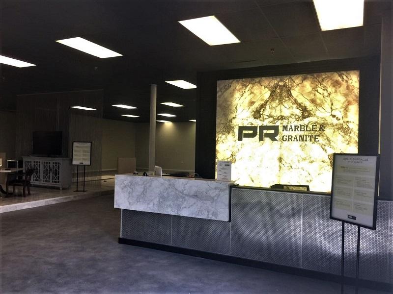 PR marble granite