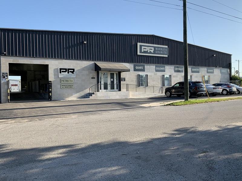 fachada PR Grupo EUA