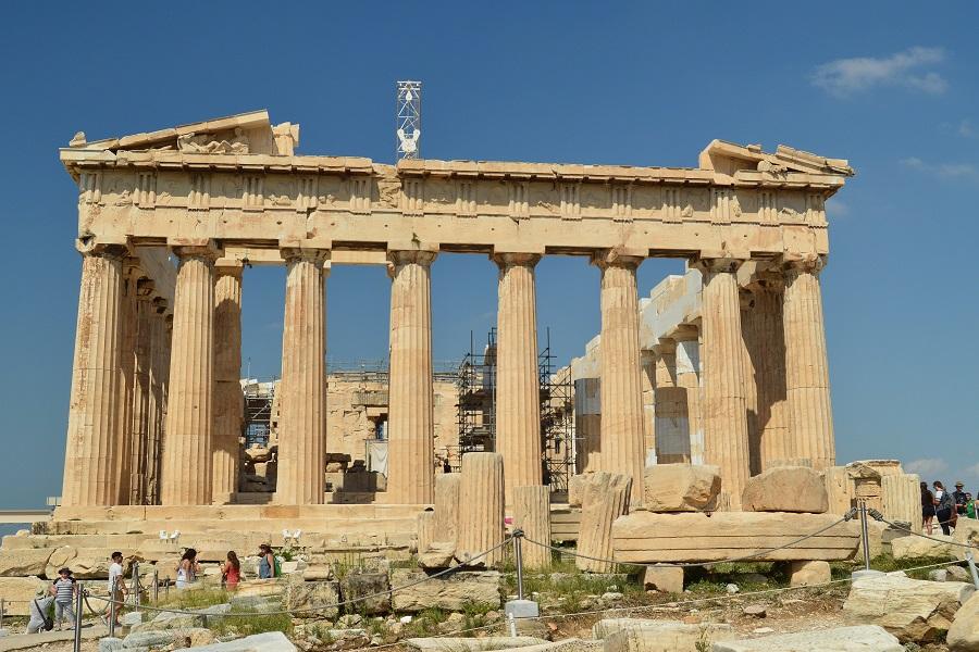 partenon grécia