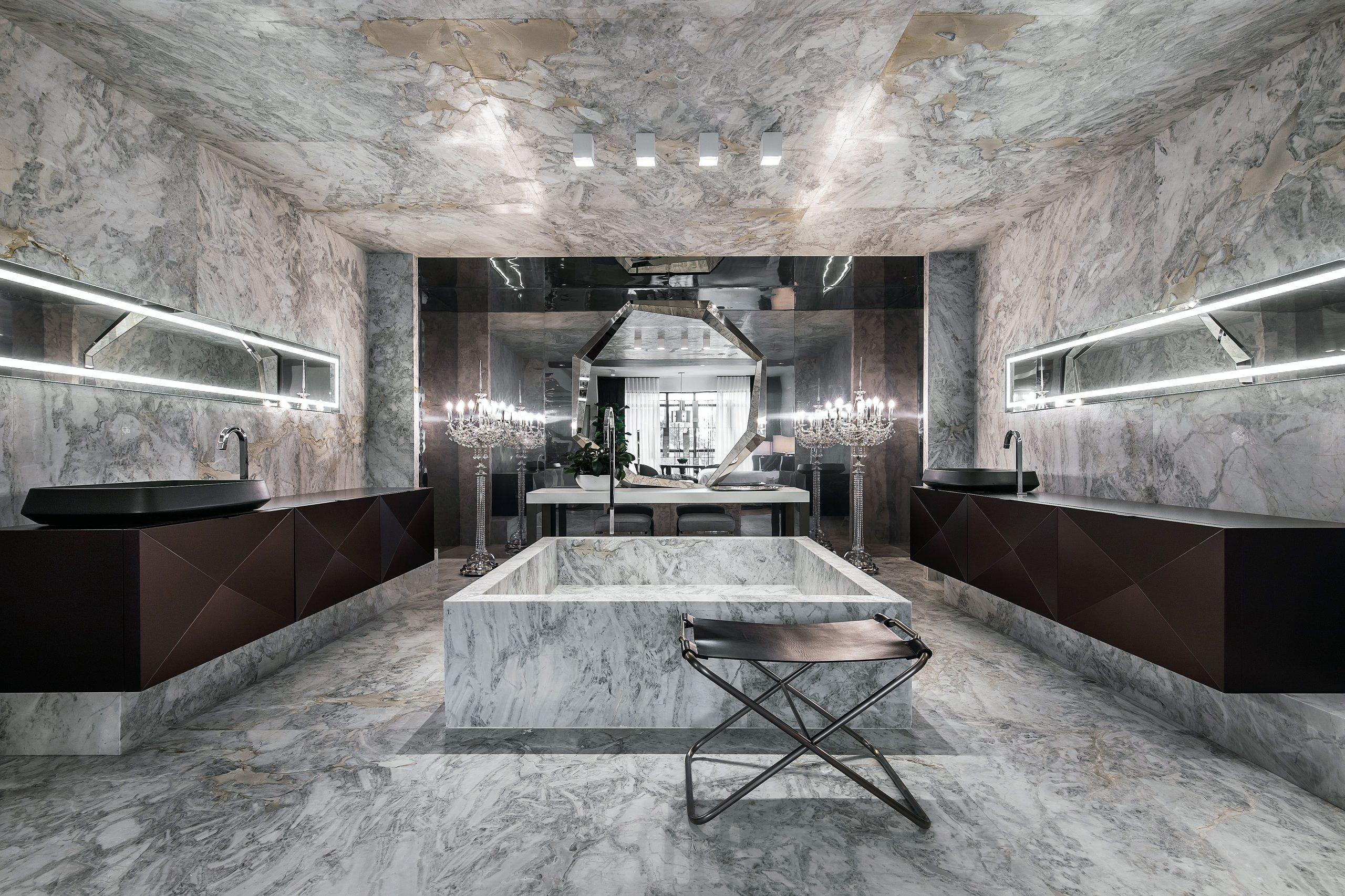 Sala de banho em Monte Vitta PR