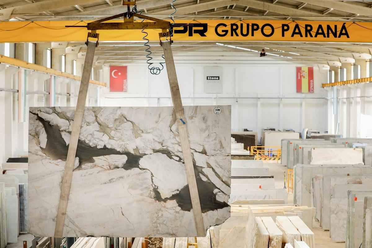 Brasil está entre os 5 principais países produtores e exportadores de mármore e granito